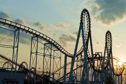 Scientists discover riding roller coasters can help pass kidney stones