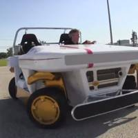 Nasa's robotic car can drive sideways | WIRED UK