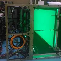 Nasa's Spacecraft Fire Experimen (Saffire)