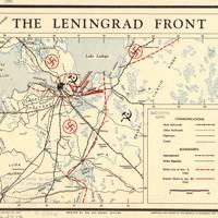 1943 Leningrad front