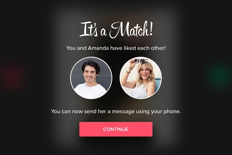 tinder match nettdating for voksne