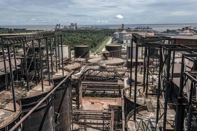 Norsk Hydro's Alumina do Norte do Brasil SA aluminium refinery