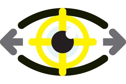In July, 4tiitoo plans to launch the EyeCharm, a sensor that tracks your eye movements, then crunches the data with software and integrates it into your existing apps. MV