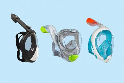The best full-face masks for snorkelling (tested by a freediver)
