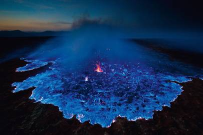 life on earth may have started in conditions like those in