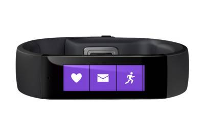 Here's Microsoft's £125 all platform fitness band