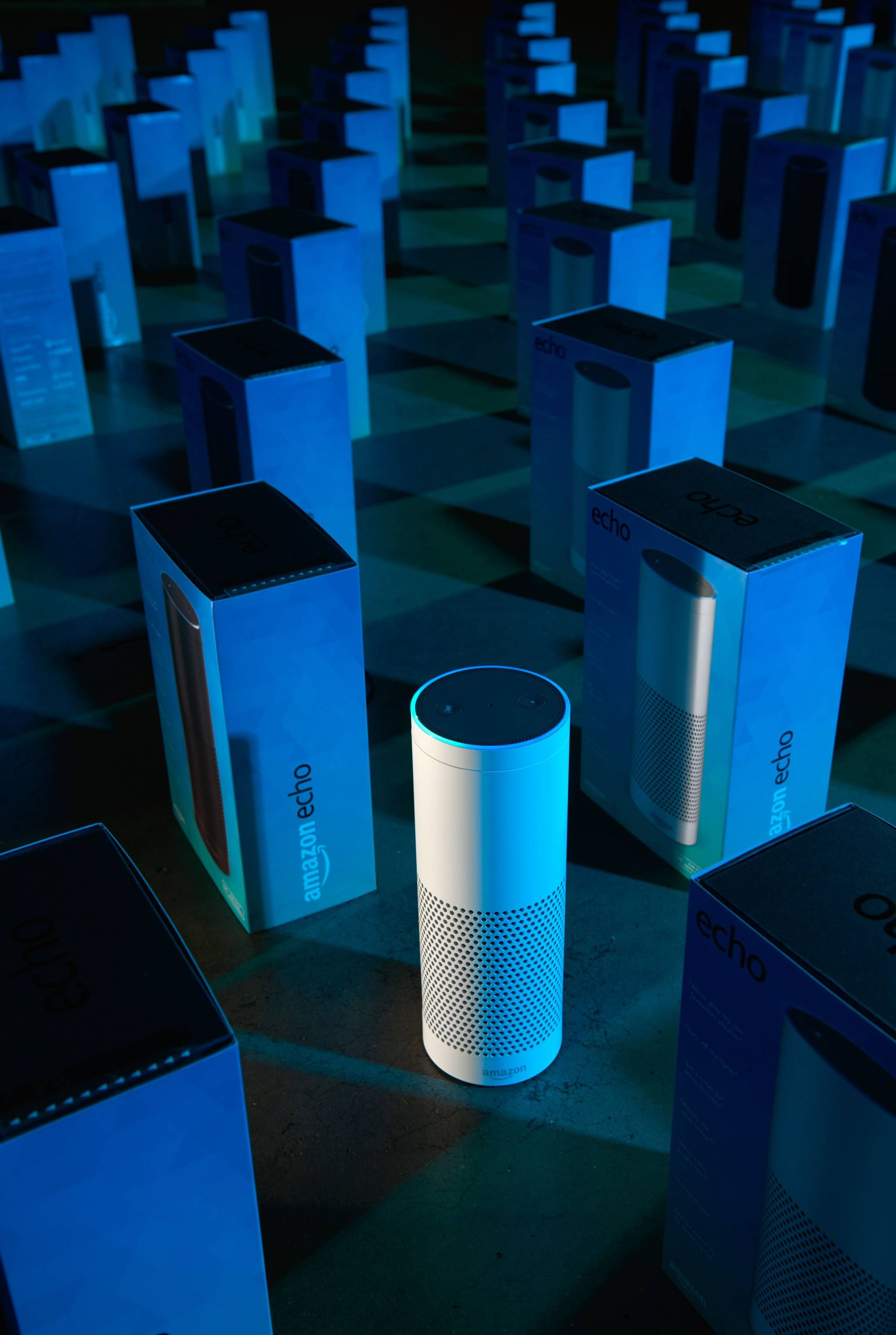Amazon Echo and Echo Dot in the UK: release date, price and how does