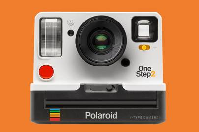 Polaroid OneStep 2 is the latest vintage camera comeback   WIRED UK 55652a0116