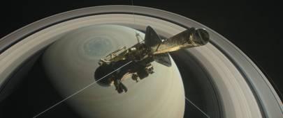 Cassini and Saturn