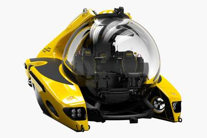 U-Boat Worx C-Researcher 3 - 1100