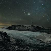 Skaftafell Starry Night