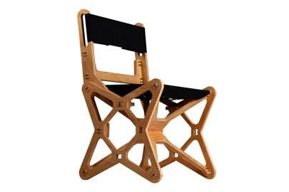 Lock Furniture Electron Chair