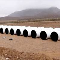 Hyperloop set for construction