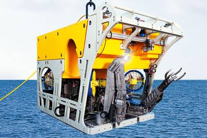 Deep-sea diving by remote control