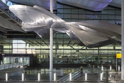 Slipstream, Heathrow Airport, United Kingdom by Price & Myers
