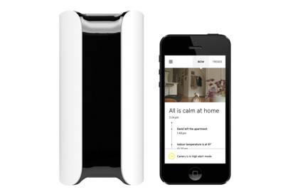 5. Home security robot