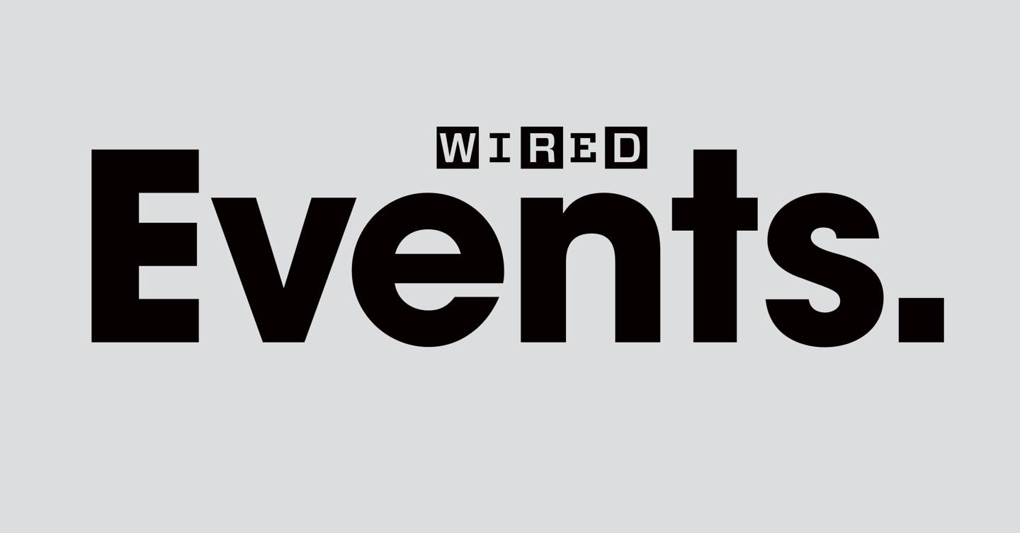 WIRED Events news and features | WIRED UK
