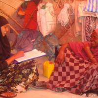 ORB International interviewers in Somalia