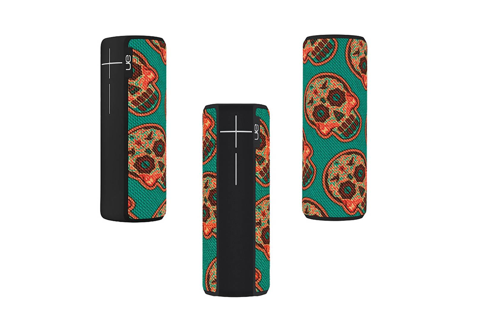 Day of the Dead limited-edition speaker from Ultimate Ears