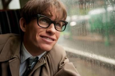 Eddie Redmayne on preparing to play Stephen Hawking