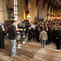 Scenes in Hogwarts' Great Hall