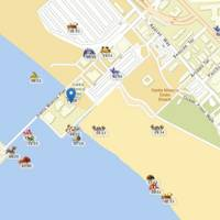 Pokevision tracking map