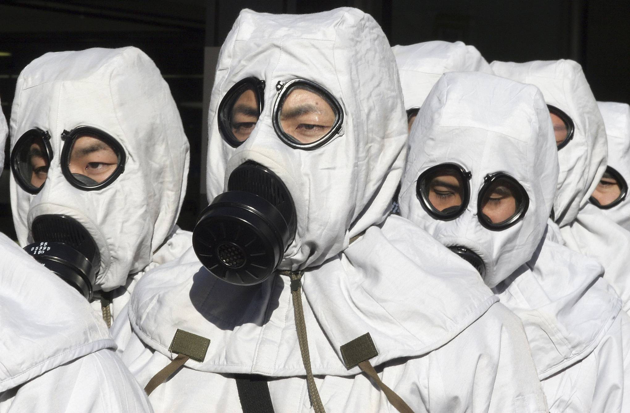 Japan is hoarding viruses to fight bioterrorism at the 2020 Olympics