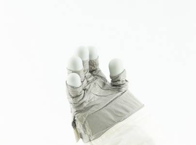 An Apollo-era glove