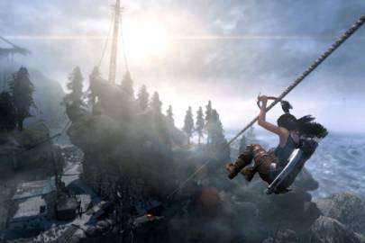 Tomb Raider: Definitive Edition screenshot