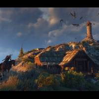 How The Witcher III deals with art and sex in games