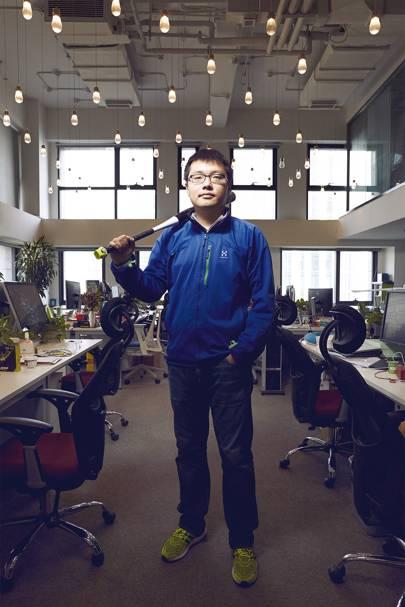 Zepp Labs co-founder Robin Han
