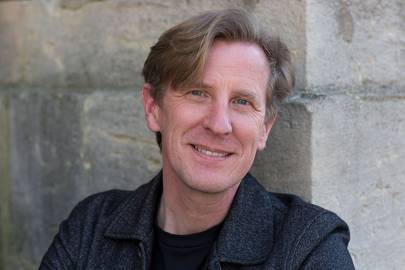 Philip Reeve, author of Mortal Engines