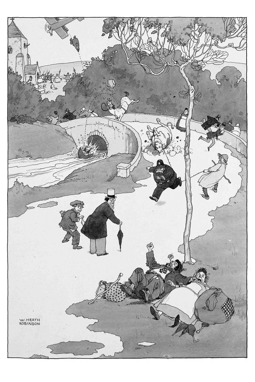 Heath Robinson: the unsung hero of British eccentricity and