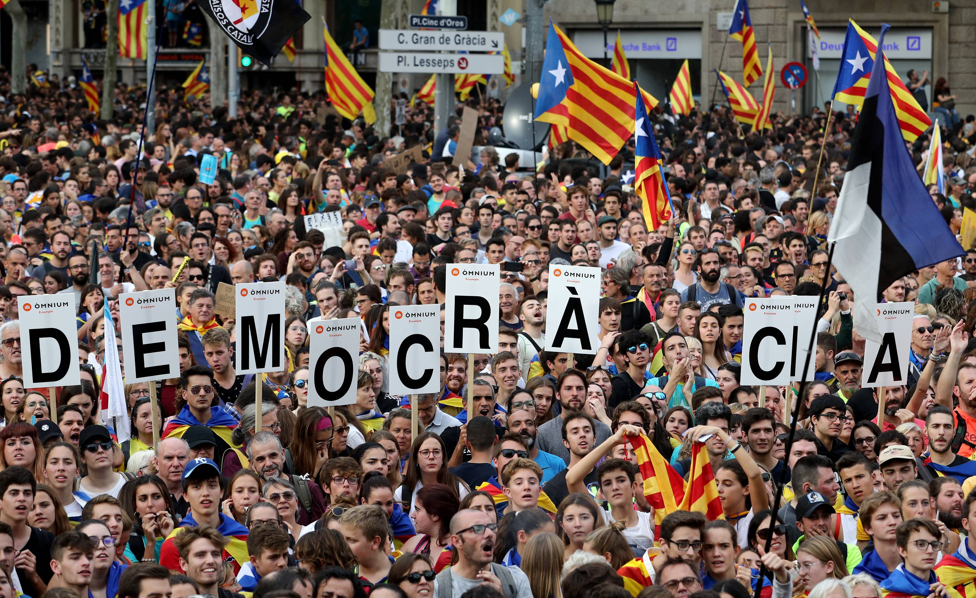 Catalonia has created a new kind of online activism. Everyone should pay attention