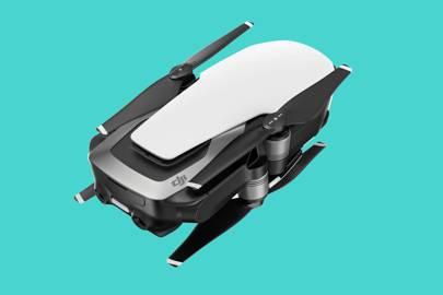 Dji S Mavic Air Is A Tiny Foldable Affordable 4k Drone