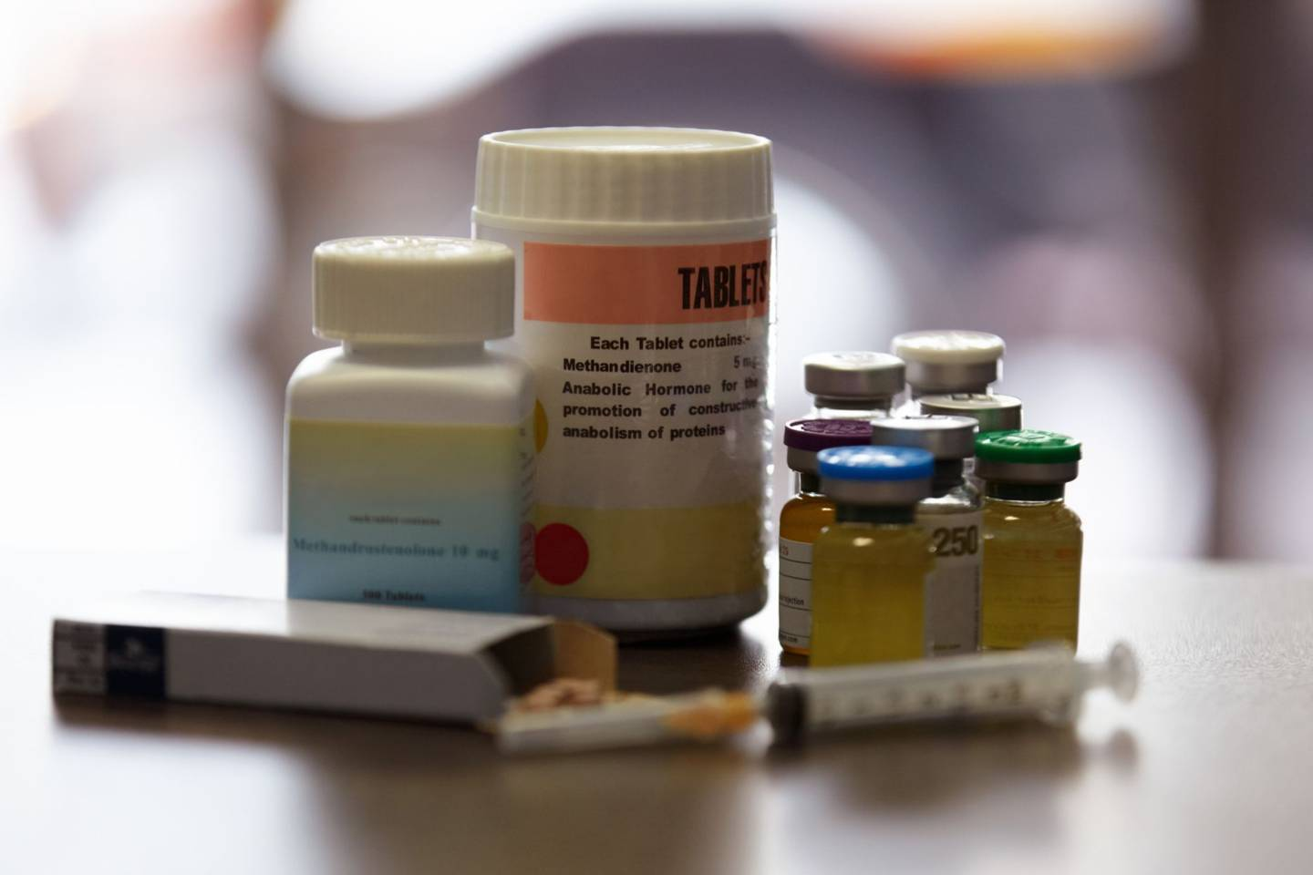 steroids in athletes research paper