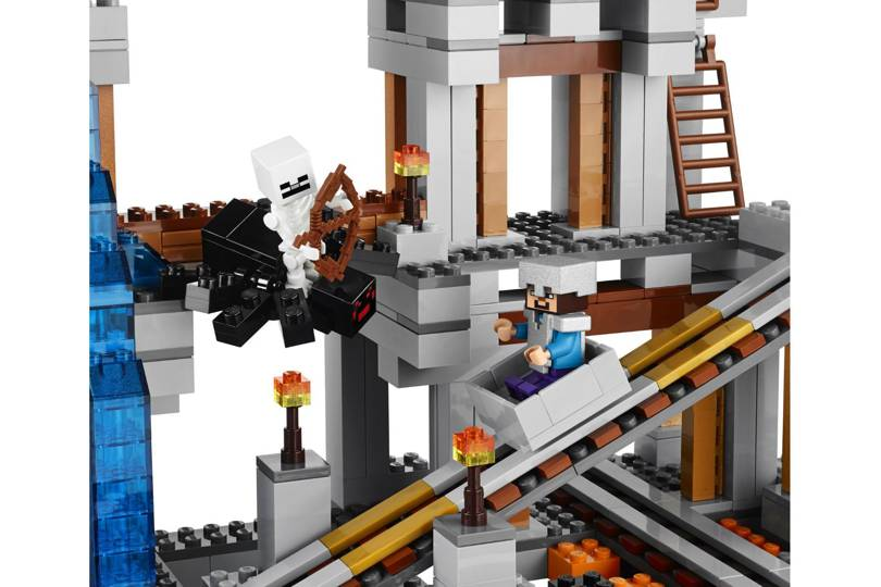 Lego Minecraft review | WIRED UK