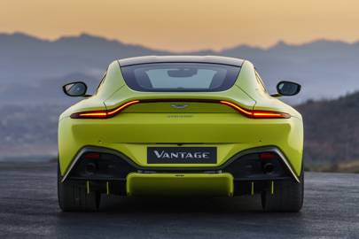 Aston Martin Vantage Entrylevel Luxury With The Looks WIRED UK - What is an aston martin