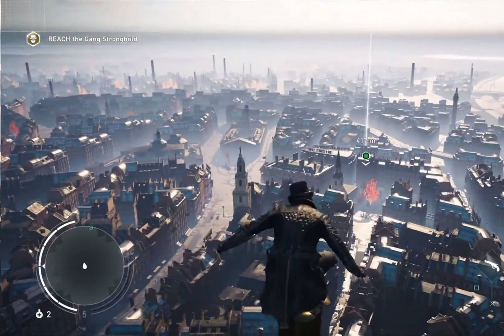 Assassin S Creed Syndicate New Gameplay Video Reveals London S