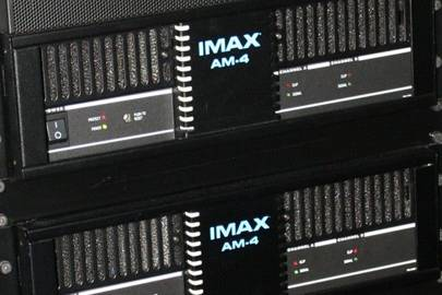 IMAX 3D - cinema amps