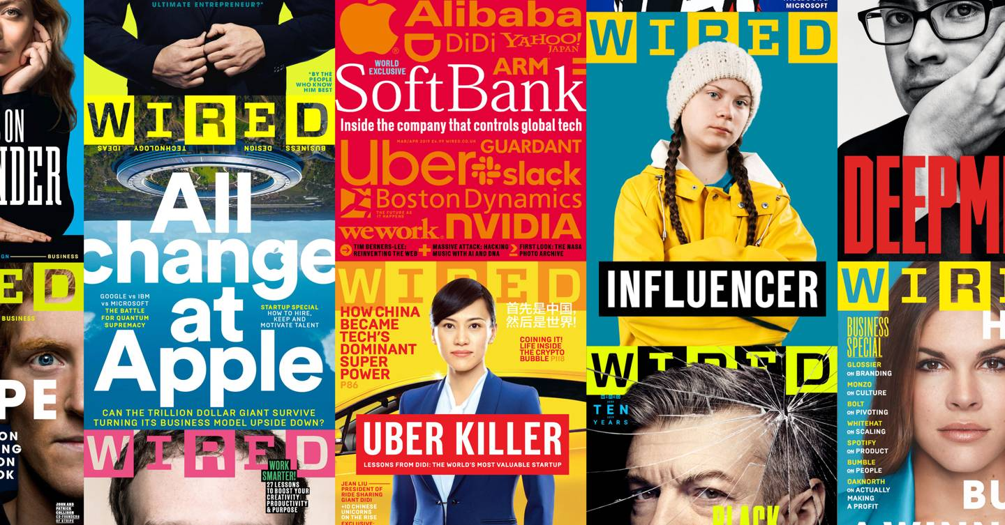In these difficult times, WIRED is looking to the future. Please join us