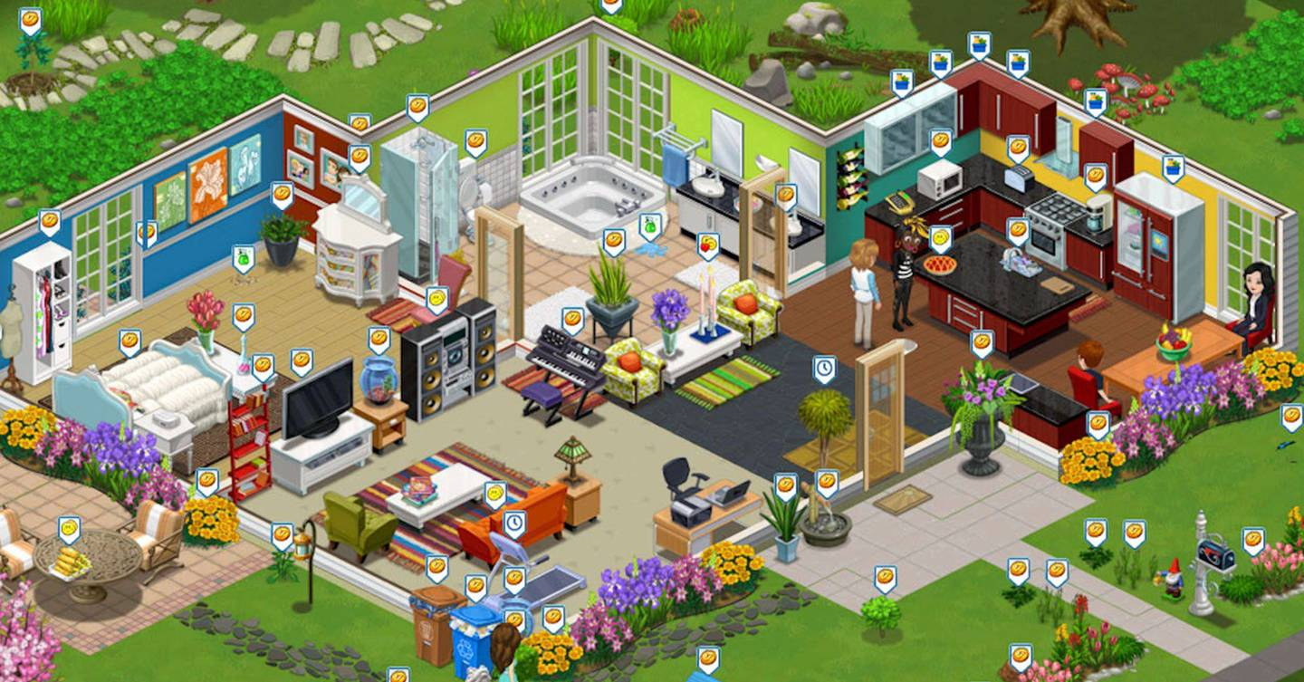 Ea Sues Zynga Says The Ville Is An Unmistakable Copy Of The