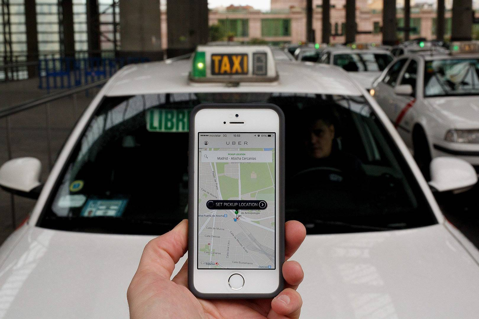 Uber driver claims company won t provide insurance compensation