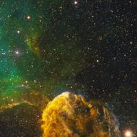 IC 443 - The Jellyfish Nebula