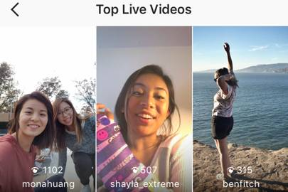 how to save live instagram videos