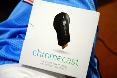 Google plans to expand Chromecast in 2014