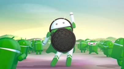 Android 8.0 Oreo released 2017
