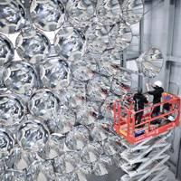 The world's most powerful artificial sun