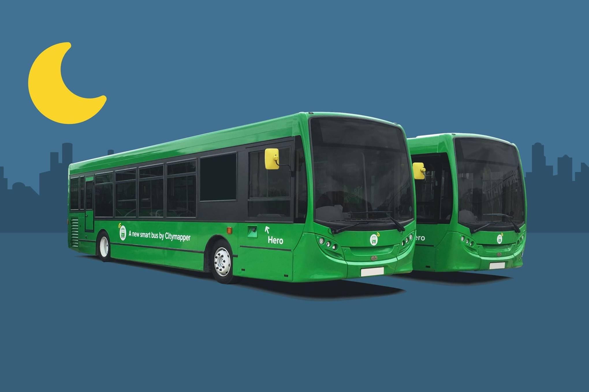 citymapper announces first licensed bus service for london wired uk