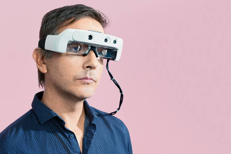 These Augmented Reality Glasses Are Helping The Blind See